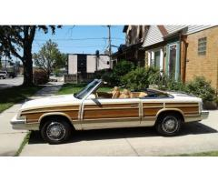 His & Hers Classic Woody Convertibles