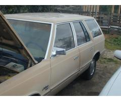 1981 Plymouth Reliant Wagon 2.6 Survivor