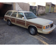 1986 Chryser Lebaron Woody Wagon