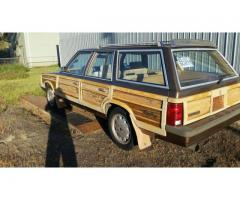 1986 Chrysler LeBaron Town and Country Wagon Project